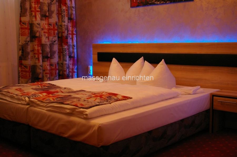 schlafzimmer beleuchtung verschiedene. Black Bedroom Furniture Sets. Home Design Ideas