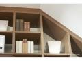 passgenau Möbel in Dachschräge ohne Luftspalt mit Passblende