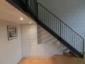 001_Schrank unter Treppe nach Maß gefertigt