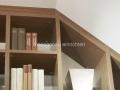 Dachschrägenmöbel Detail