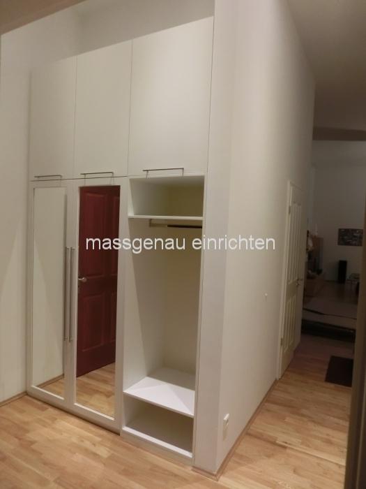 Einbauschrank Nische einbauschrank und einbaumöbel massgenau für leipzig und umgebung