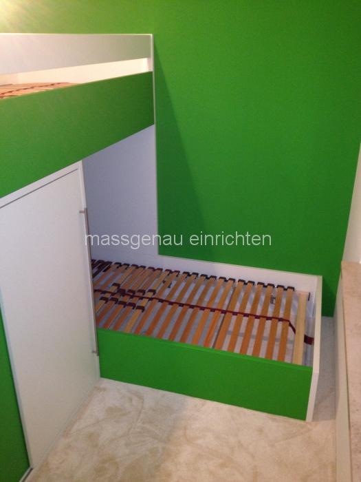 Möbel für Kinderzimmer auf Mass gefertigt nach Kundenwunsch für ...