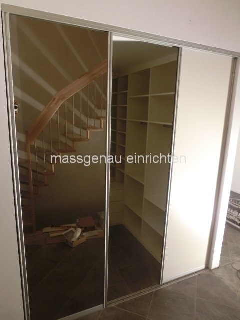 schiebetr fr schrank mit schiebetren in glas with schiebetr fr schrank with schiebetr fr. Black Bedroom Furniture Sets. Home Design Ideas