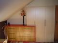 015_Sideboard farbig lackiert Fronten Echtholz Furnier - und Schrank