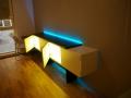 018_Sideboard mit LED-Beleuchtung im Schrank und Türkontakten