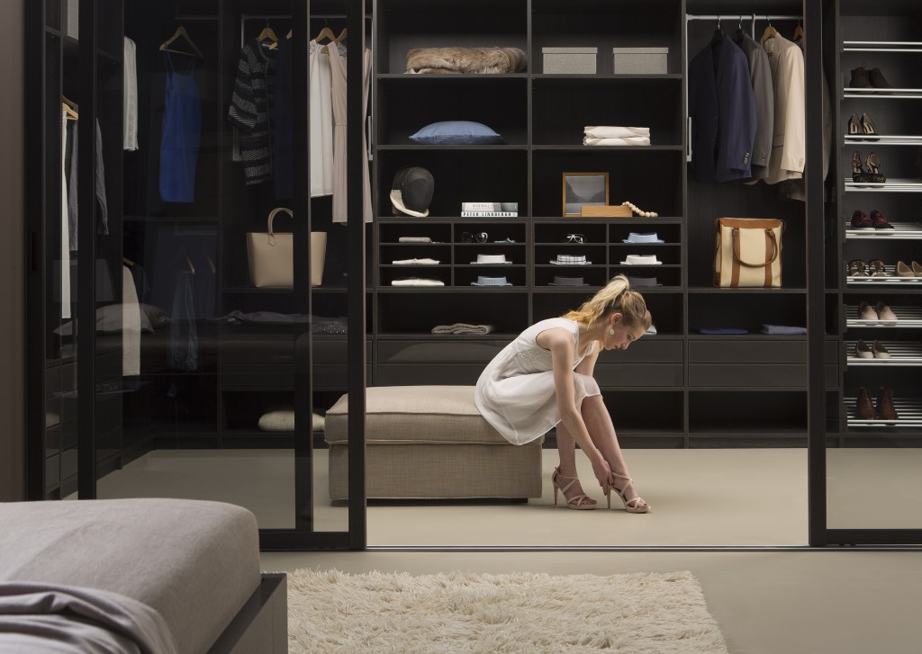 Schowroom für Schiebetüren und Ankleiden in Leipzig