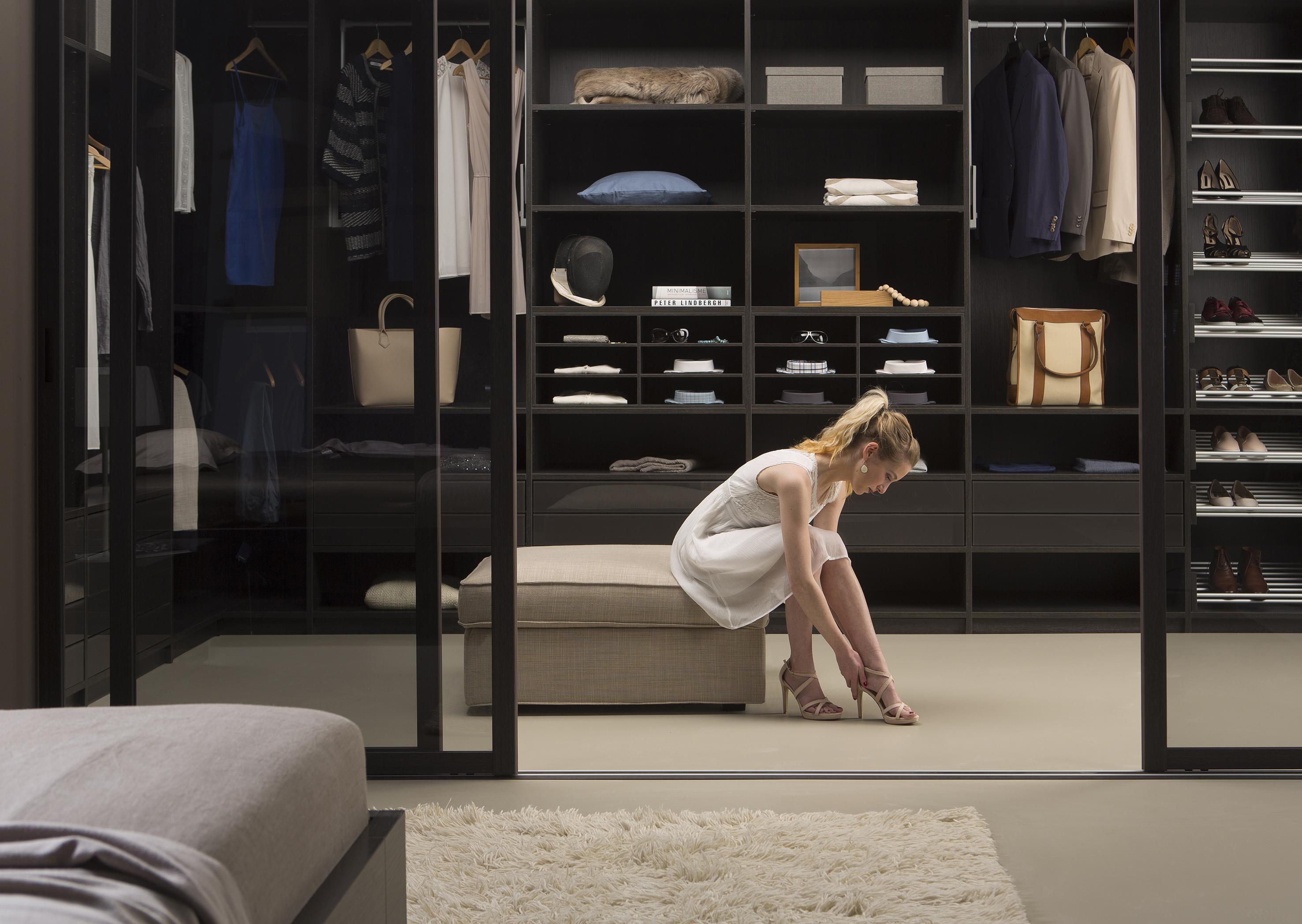 Massmobel Fur Ankleide Begehbarer Kleiderschrank Nicht Nur Fur